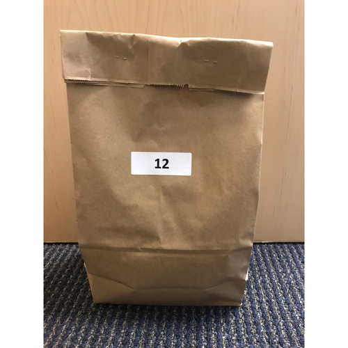 Photo of Los Angeles Dodgers Foundation: Game-Used Jersey - 2018 NLCS Game 5 Mystery Bag-Fundraiser Bag-12