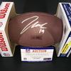 Chiefs - Jeremy Maclin Signed Replica Ball W/Chiefs Logo