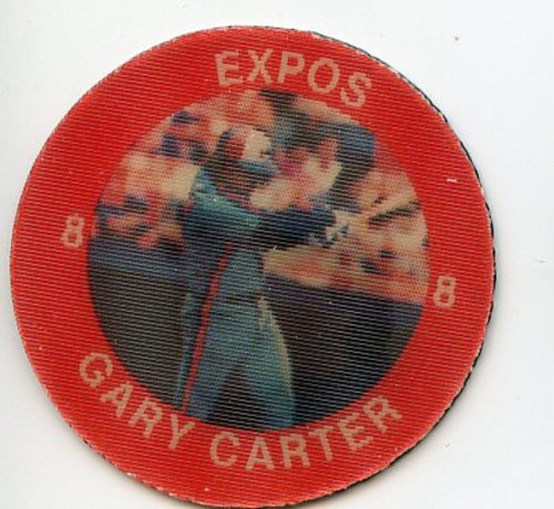 Photo of 1984 Seven-Eleven Coins #C15 Gary Carter