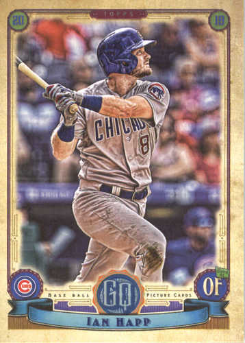 Photo of 2019 Topps Gypsy Queen #68 Ian Happ