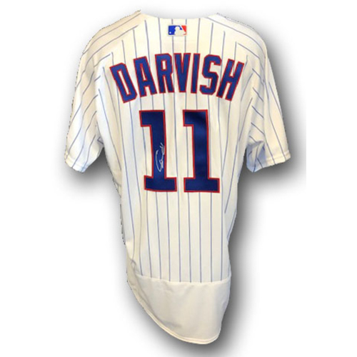 Photo of Yu Darvish Autographed Jersey
