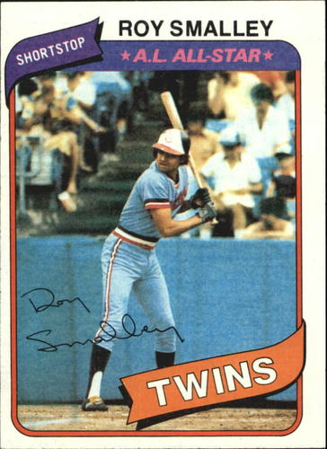 Photo of 1980 Topps #570 Roy Smalley
