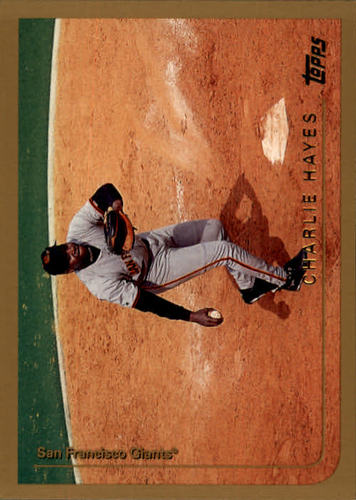 Photo of 1999 Topps #48 Charlie Hayes