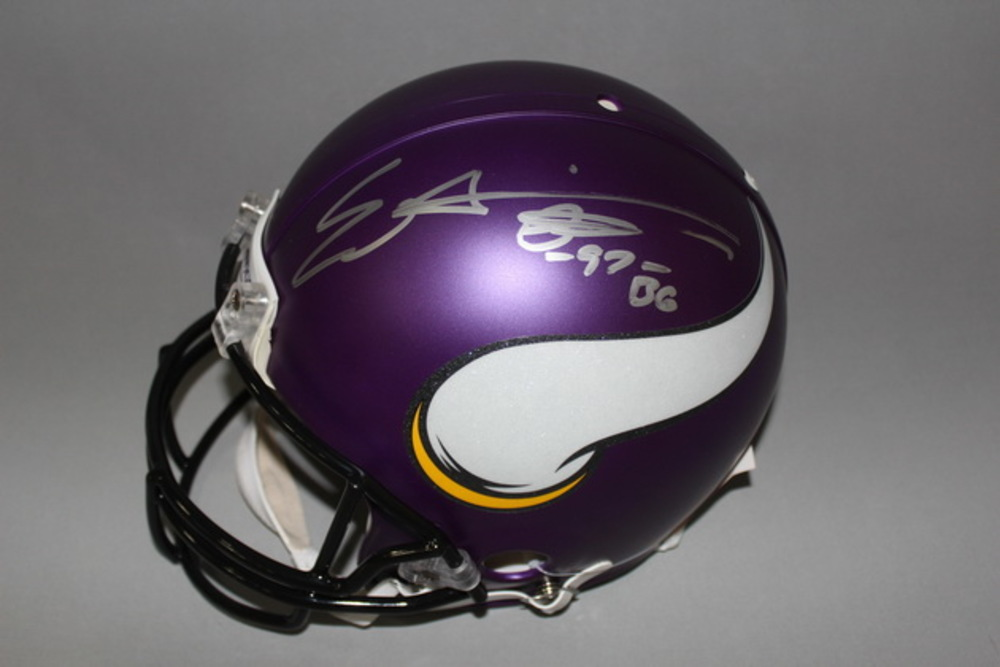 NFL Auction | NFL - VIKINGS EVERSON GRIFFEN SIGNED VIKINGS