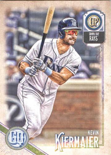 Photo of 2018 Topps Gypsy Queen #106 Kevin Kiermaier