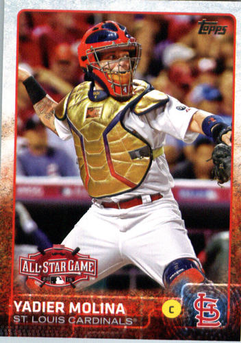 Photo of 2015 Topps Update #US214 Yadier Molina