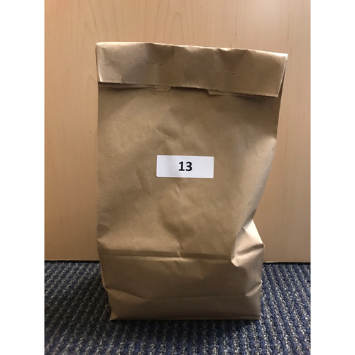 Photo of Los Angeles Dodgers Foundation: Game-Used Jersey - 2018 NLCS Game 5 Mystery Bag-Fundraiser Bag-13