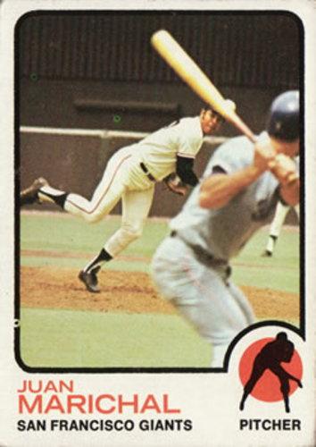 Photo of 1973 Topps #480 Juan Marichal