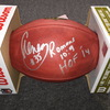 NFL - Rams Aeneas Williams signed authentic football