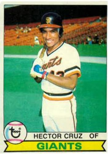Photo of 1979 Topps #436 Hector Cruz