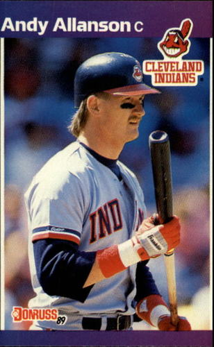 Photo of 1989 Donruss #138 Andy Allanson
