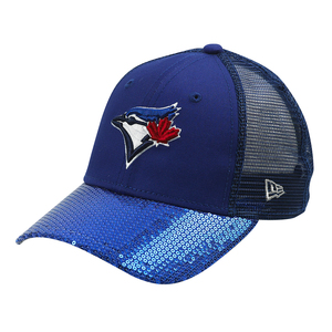 Description. Embroidered Blue Jays logo  Stitched New Era ... f3caa1add2
