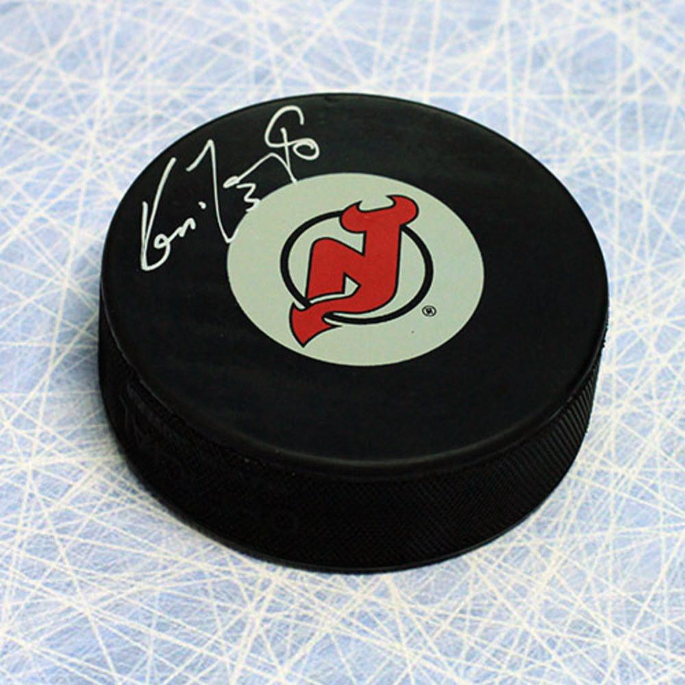 Ken Daneyko New Jersey Devils Autographed Hockey Puck
