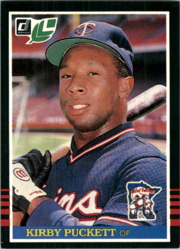 Photo of 2002 Leaf Rookie Reprints #2 Kirby Puckett/1985