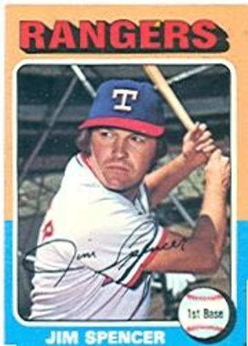 Photo of 1975 Topps #387 Jim Spencer