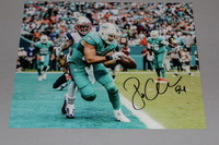 DOLPHINS - JORDAN CAMERON SIGNED 8X10 PHOTO