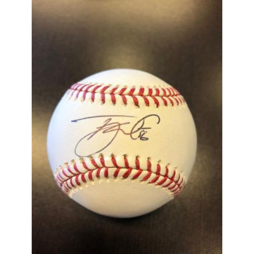 Photo of Giants Wives Auction: Tony Watson Autographed Baseball