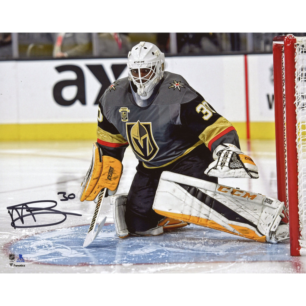 Malcolm Subban Vegas Golden Knights Autographed 8