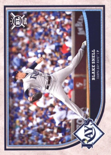 Photo of 2018 Topps Big League #16 Blake Snell
