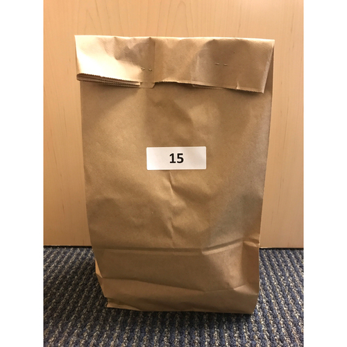 Photo of Los Angeles Dodgers Foundation: Game-Used Jersey - 2018 NLCS Game 5 Mystery Bag-Fundraiser Bag-15