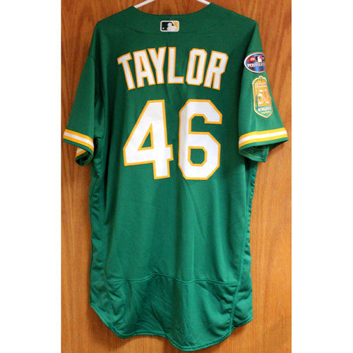 Team Issued Beau Taylor 2018 Jersey w/ Postseason Patch