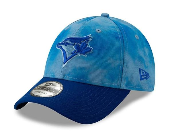 Toronto Blue Jays 2019 Father's Day Adjustable Cap by New Era