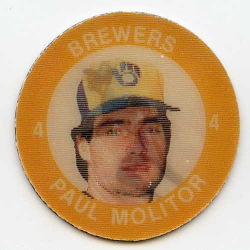 Photo of 1984 Seven-Eleven Coins #C18 Paul Molitor