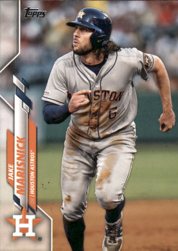 Photo of 2020 Topps #282 Jake Marisnick
