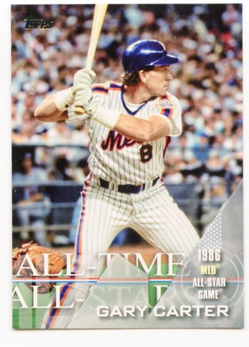 Photo of 2017 Topps All Time All Stars #ATAS2 Gary Carter
