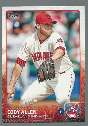 Photo of 2015 Topps #18 Cody Allen