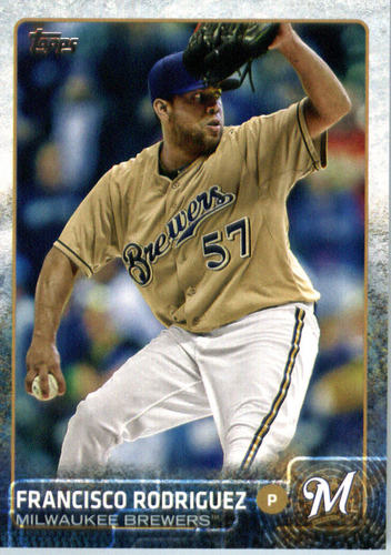 Photo of 2015 Topps Update #US221 Francisco Rodriguez