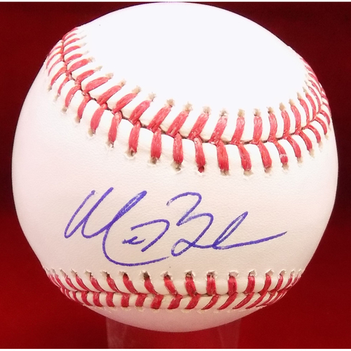 Photo of Matt Bush Autographed Baseball