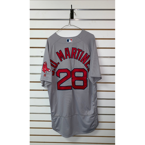 JD Martinez team issued 2018 Road Jersey
