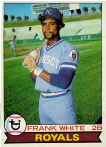 Photo of 1979 Topps #439 Frank White
