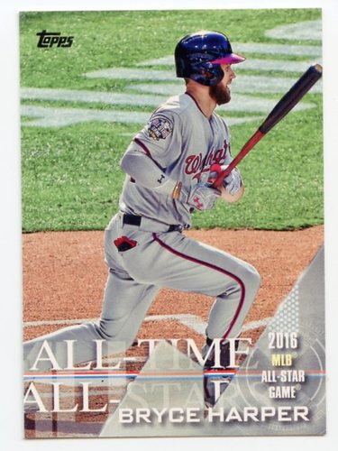 Photo of 2017 Topps All Time All Stars #ATAS3 Bryce Harper