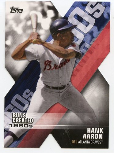 Photo of 2020 Topps Decade of Dominance #DOD3 Hank Aaron