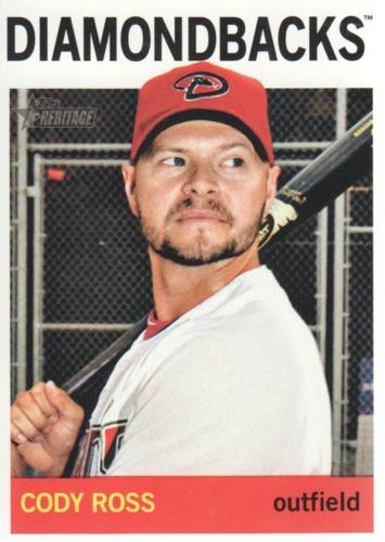 Photo of 2013 Topps Heritage #114 Cody Ross