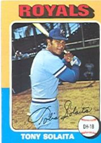 Photo of 1975 Topps #389 Tony Solaita RC