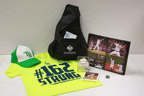 Rays Broadcast Auction: VIP Bags
