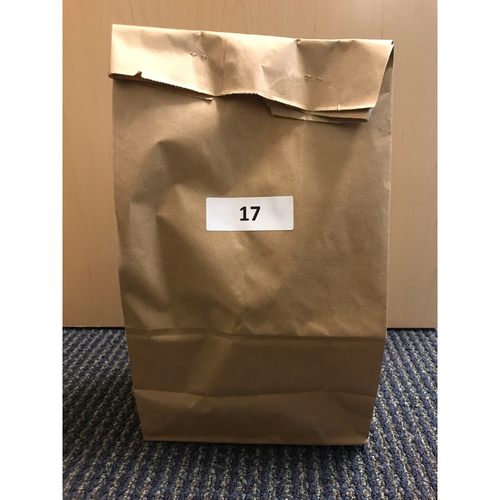 Photo of Los Angeles Dodgers Foundation: Game-Used Jersey - 2018 NLCS Game 5 Mystery Bag-Fundraiser Bag-17