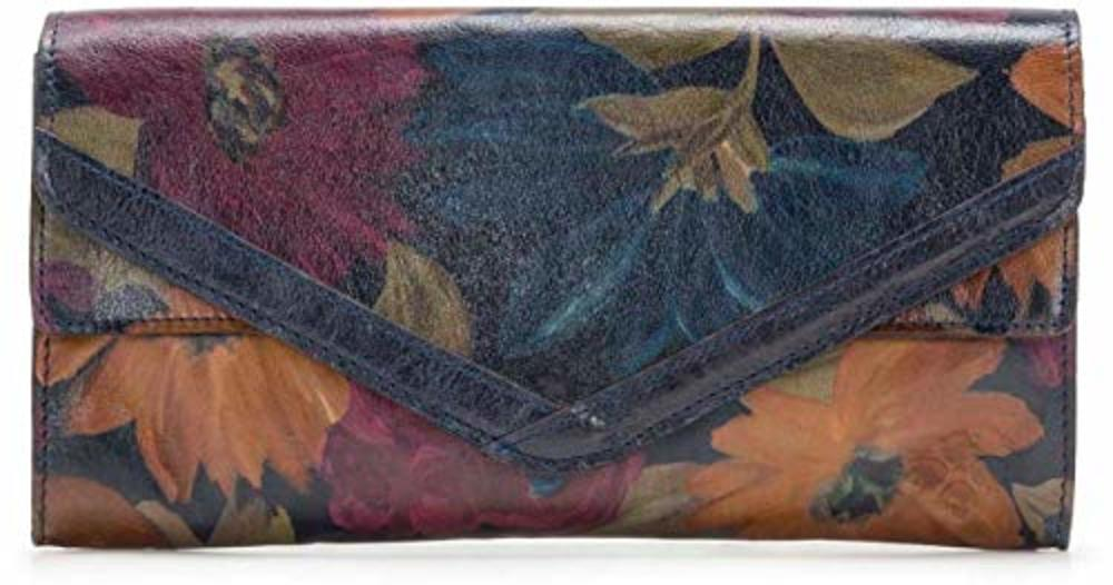 Photo of Patricia Nash Lipari Peruvian Painting Large Clutch