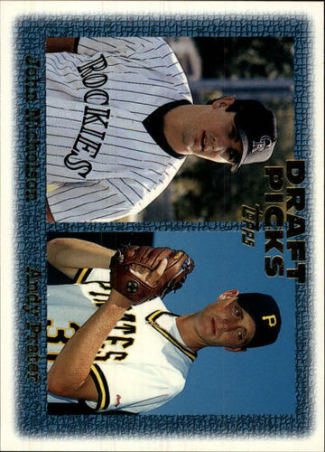 Photo of 1997 Topps #482 J.Nicholson/A.Prater RC