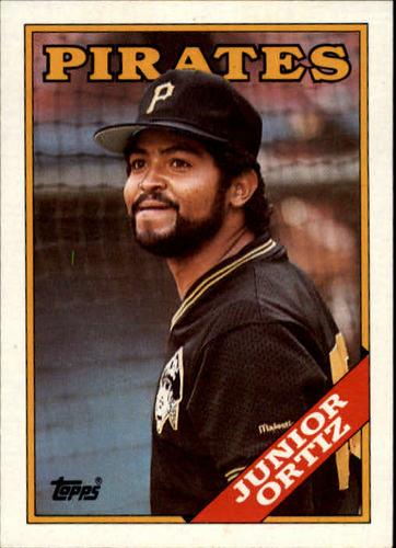 Photo of 1988 Topps #274 Junior Ortiz