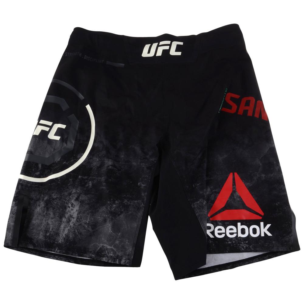 Roberto Sanchez Ultimate Fighting Championship UFC 228: Woodley vs. Till Fight-Worn Shorts