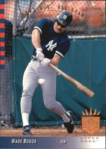 Photo of 1993 SP #2 Wade Boggs AS