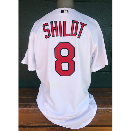 Cardinals Authentics: Team-Issued Mike Shildt Cardenales Jersey