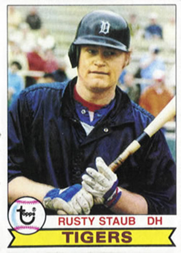 Photo of 1979 Topps #440 Rusty Staub