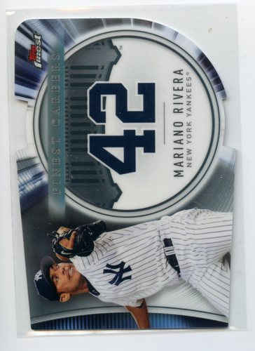 Photo of 2019 Finest Career Die Cuts #FCMR4 Mariano Rivera
