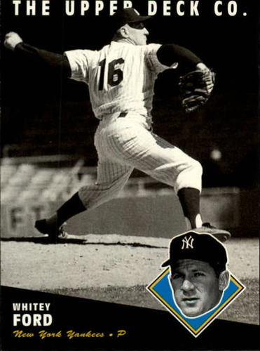 Photo of 1994 Upper Deck All-Time Heroes #146 Whitey Ford