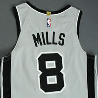 Patty Mills - San Antonio Spurs - Game-Worn Statement Edition Jersey - NBA Mexico Games - Scored a Game-High 26 Points - 2019-20 NBA Season